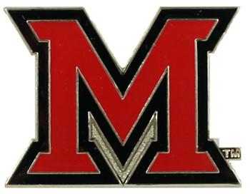 Miami Of Ohio Logo Pin