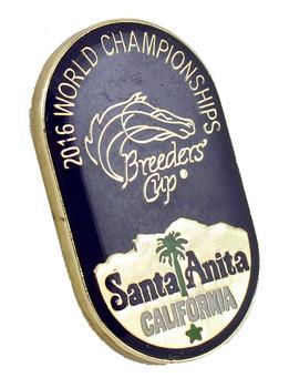 2016 Breeders' Cup Santa Anita Pin
