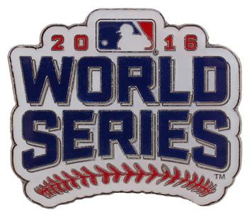 2016 World Series Logo Pin - Oversized
