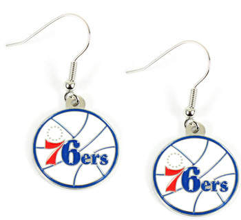 Philadelphia 76ers Earrings