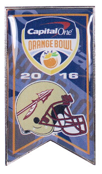 Florida State 2017 Orange Bowl Pin