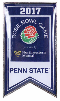 Penn State 2017 Rose Bowl Pin