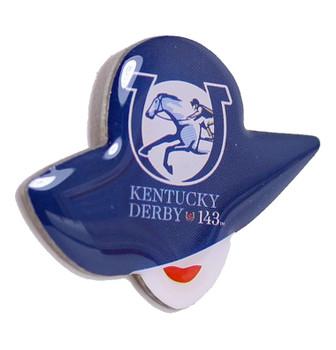 2017 Kentucky Derby (143rd) Ladies Derby Hat Pin