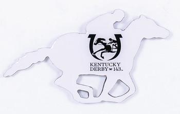 2017 Kentucky Derby (143rd) Lucky Horse Pin