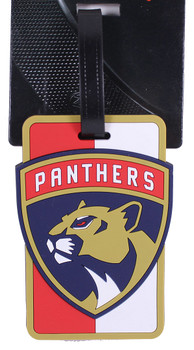 Florida Panthers Luggage Tag