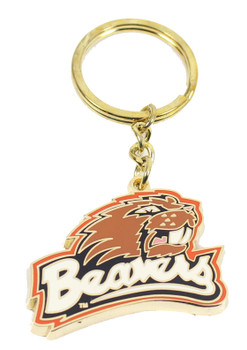 Oregon State Beavers Key Chain