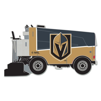 Vegas Golden Knights Zamboni Pin