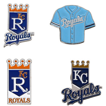 Kansas City Royals Cooperstown Collection Pin Set