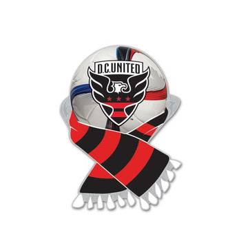 D.C. United Scarf Pin