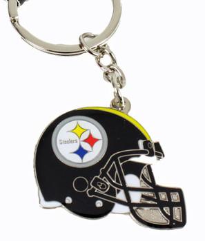 Pittsburgh Steelers Helmet Key Chain
