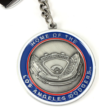 Los Angeles Dodgers Ultimate Stadium Key Chain