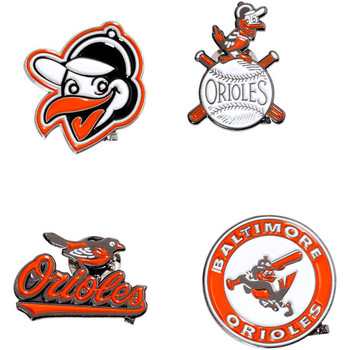 Baltimore Orioles Cooperstown Collection Pin Set