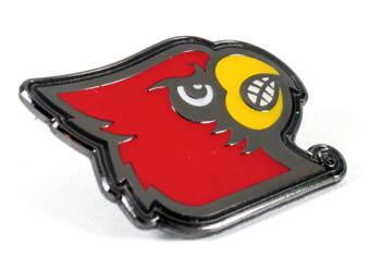 Louisville Cardinals Logo Pin