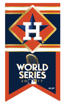 Houston Astros 2017 World Series Pin