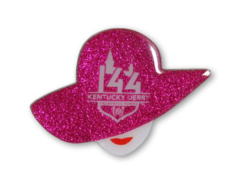 2018 Kentucky Derby 144 Hat & Lips Pin