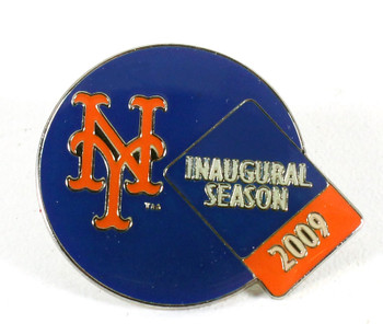 New York Mets Citi Field 2009 Inaugural Season Pin