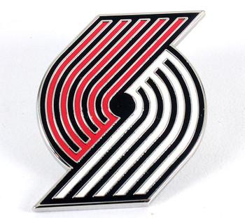 Portland Trail Blazers Logo Pin.