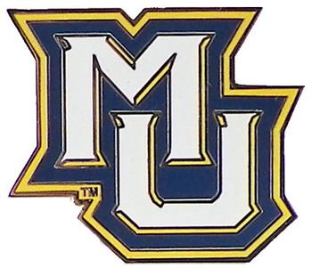 Marquette Logo Pin