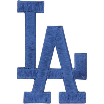 "Los Angeles Dodgers Embroidered Emblem ""LA"" Patch"