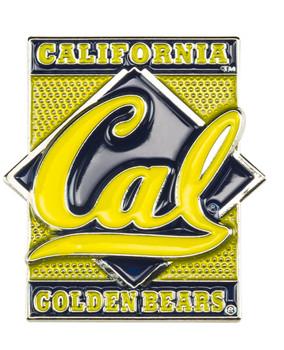 Cal Berkeley Golden Bears Diamond Pin