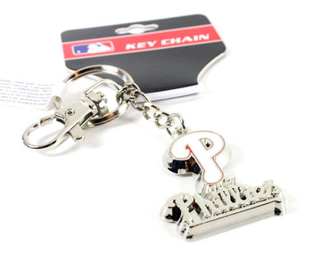Philadelphia Phillies Key Chain