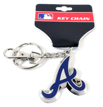 Atlanta Braves Key Chain