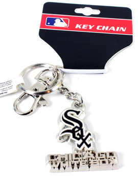 Chicago White Sox MLB Impact Keychain