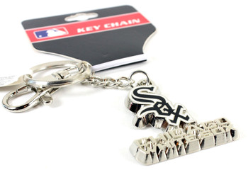 Chicago White Sox Key Chain.