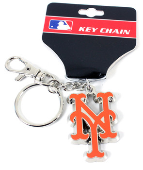 New York Mets Key Chain