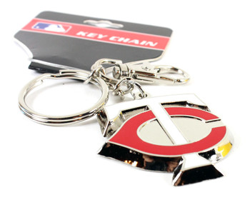 Minnesota Twins Key Chain.