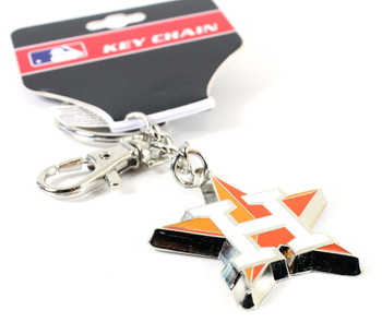 Houston Astros Key Chain.