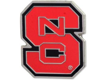 North Carolina State Wolfpack Logo Pin