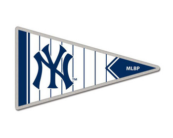 New York Yankees Pennant Pin