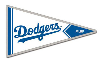 Los Angeles Dodgers Banner Pin