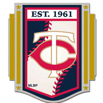 Minnesota Twins Established 1961 Pin