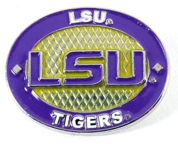 LSU Tigers Oval Pin