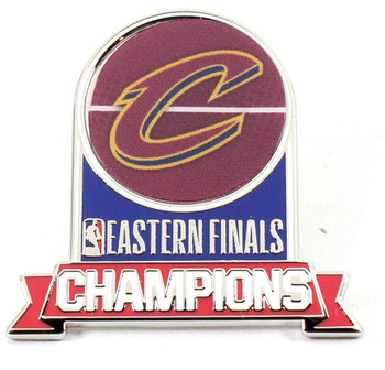 Cleveland Cavaliers 2018 Eastern Conference Champs Pin