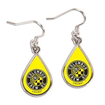 Columbus Crew Logo Earrings
