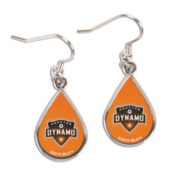 Houston Dynamo Earrings