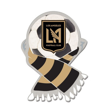 Los Angeles FC Scarf Pin