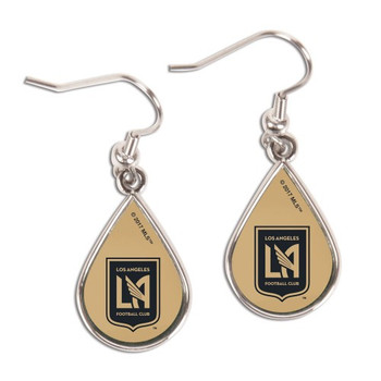 Los Angeles FC Earrings