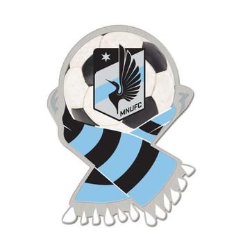 Minnesota United FC Scarf Pin