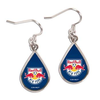 New York Red Bull Earrings