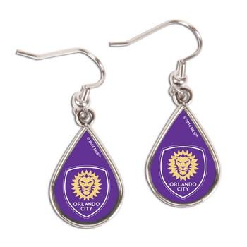 Orlando City FC Earrings