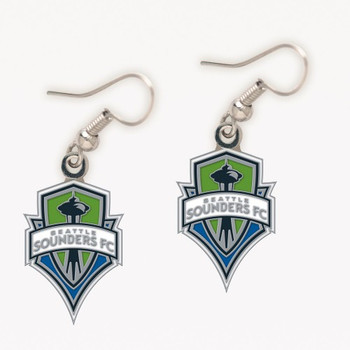 Seattle Sounders Earrings