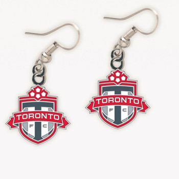 Toronto FC Earrings
