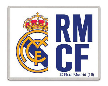 Real Madrid Soccer Team Pin