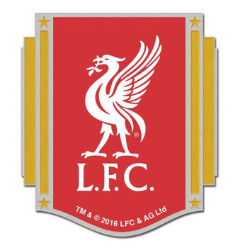 Liverpool Soccer Pin