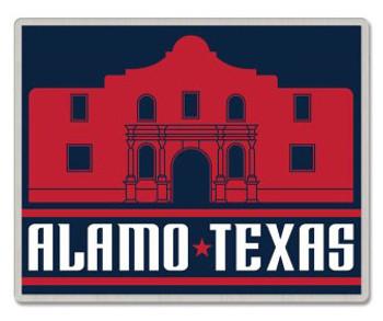 Texas - The Alamo Pin