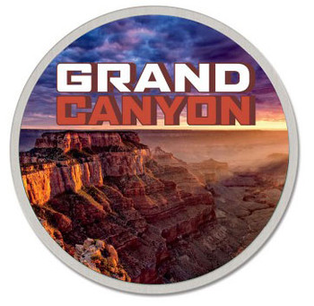 The Grand Canyon Lapel Pin